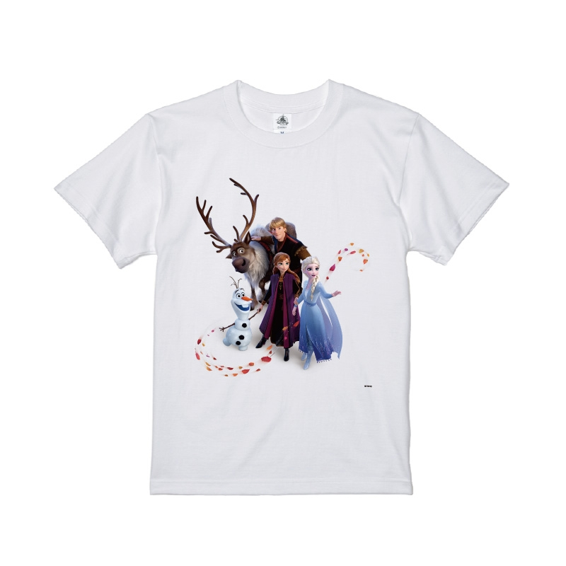 【D-Made】Tシャツ キッズ  アナと雪の女王2