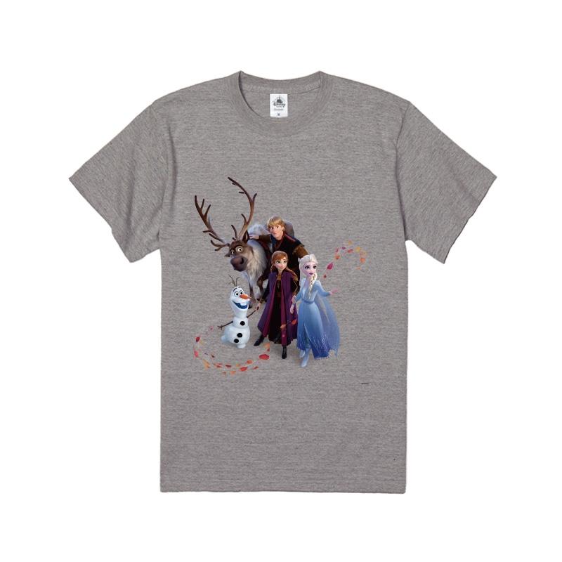 【D-Made】Tシャツ アナと雪の女王2