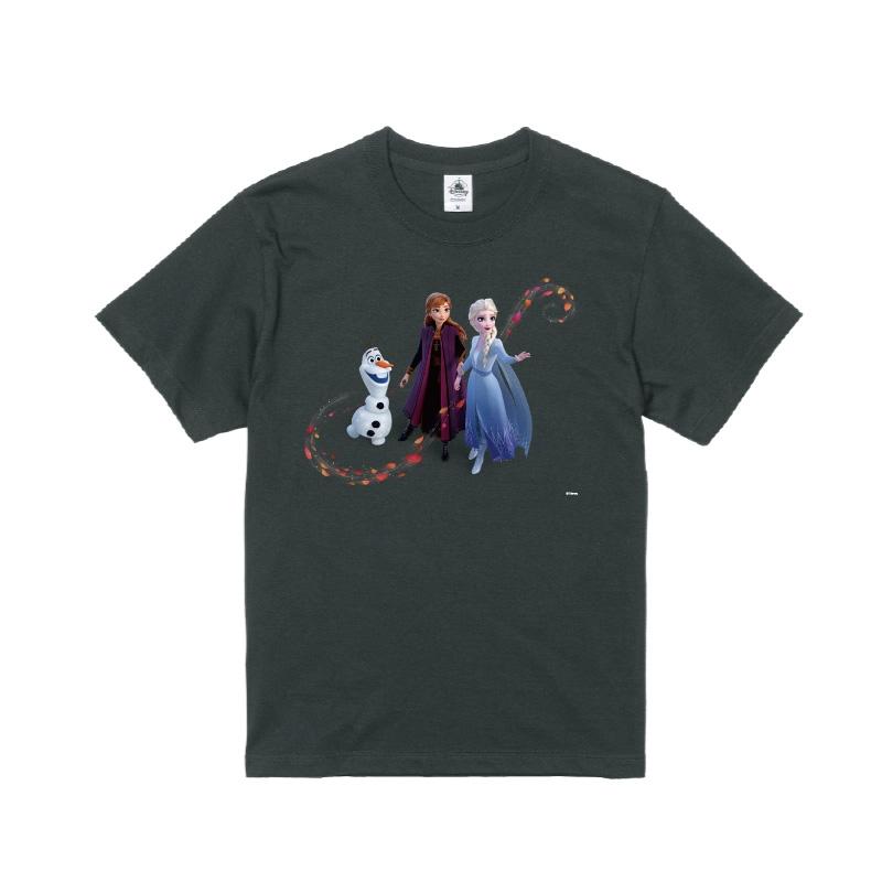 【D-Made】Tシャツ アナと雪の女王2 アナ&エルサ&オラフ