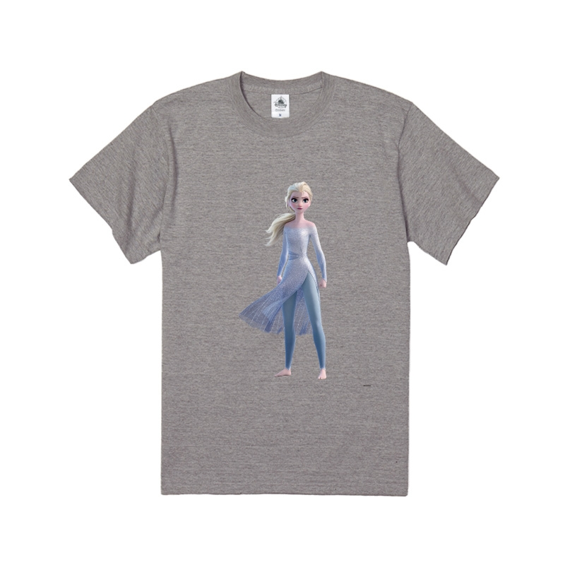 【D-Made】Tシャツ キッズ  アナと雪の女王2 エルサ