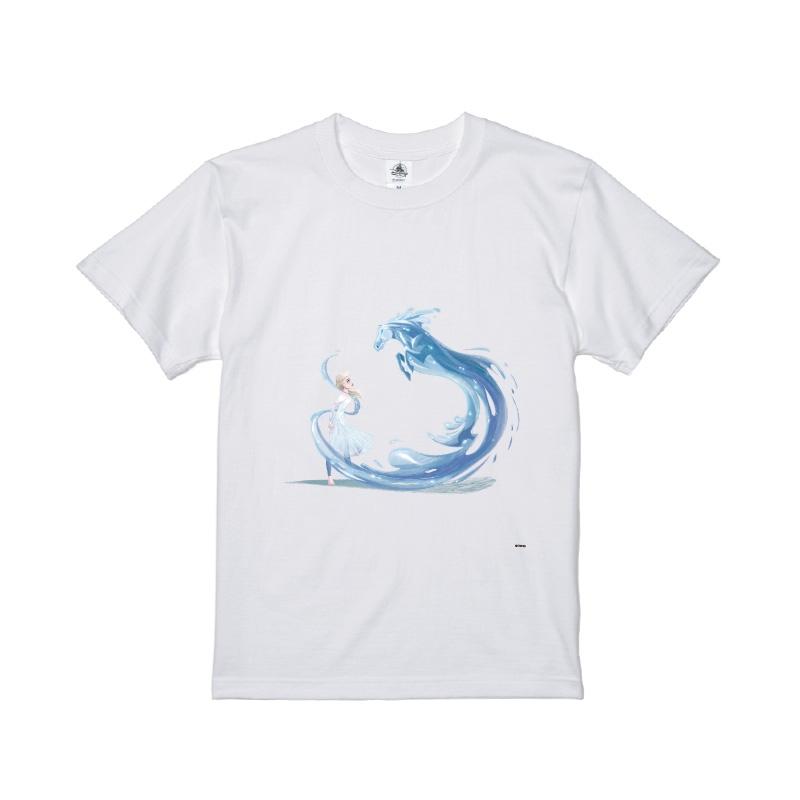 【D-Made】Tシャツ アナと雪の女王2 エルサ