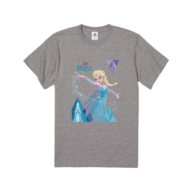 【D-Made】Tシャツ キッズ  アナと雪の女王 エルサ