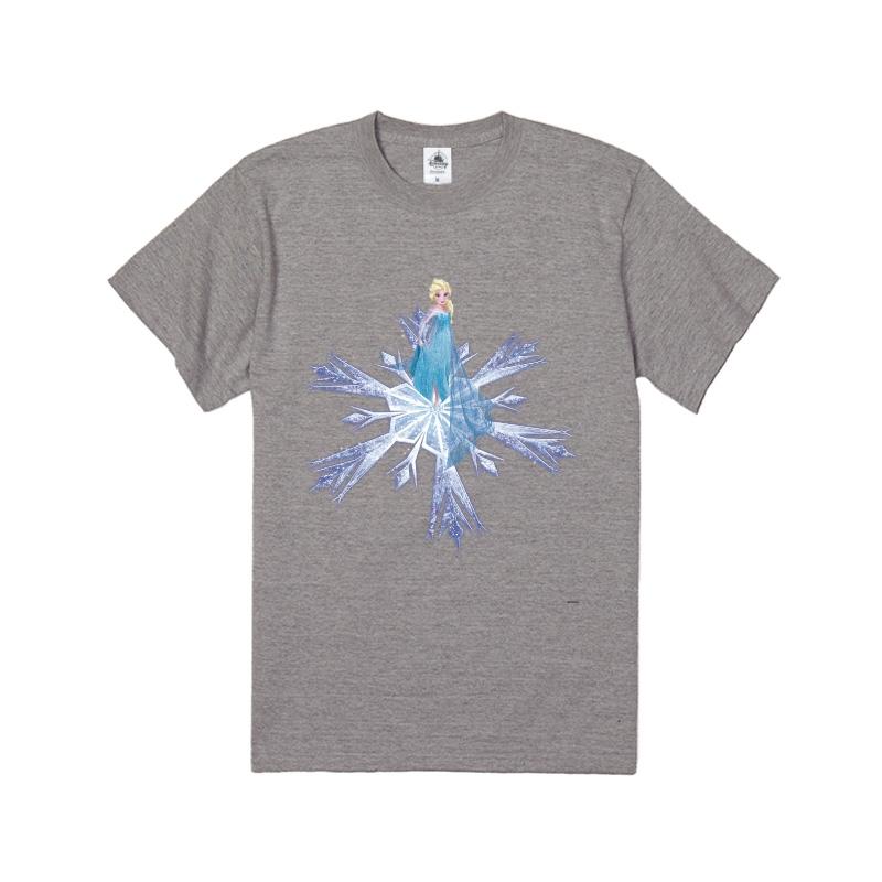 【D-Made】Tシャツ アナと雪の女王 エルサ