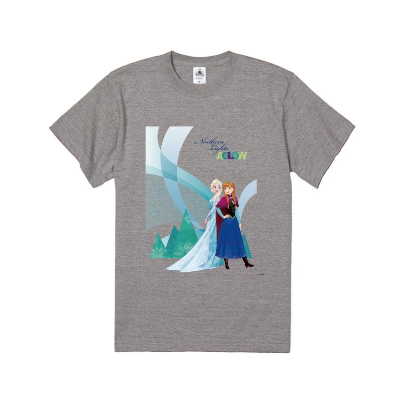 【D-Made】Tシャツ キッズ  アナと雪の女王 アナ&エルサ