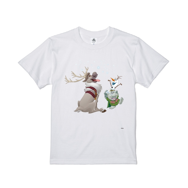 【D-Made】Tシャツ キッズ  アナと雪の女王