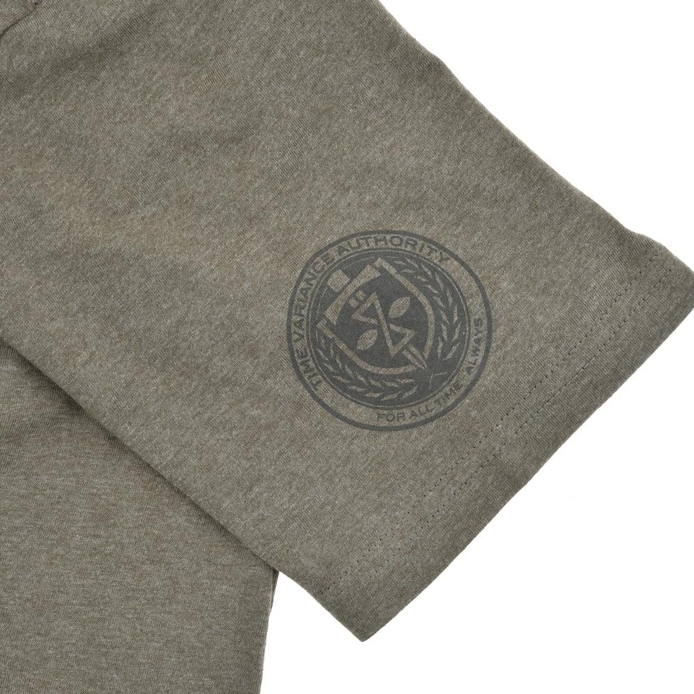 【送料無料】マーベル ロキ 半袖Tシャツ Time Variance Authority マーベル・スタジオ ドラマシリーズ『ロキ』