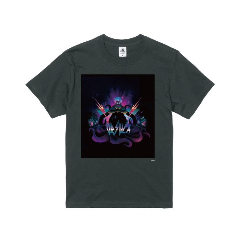【D-Made】Tシャツ キッズ  リトル・マーメイド アースラ ヴィランズ