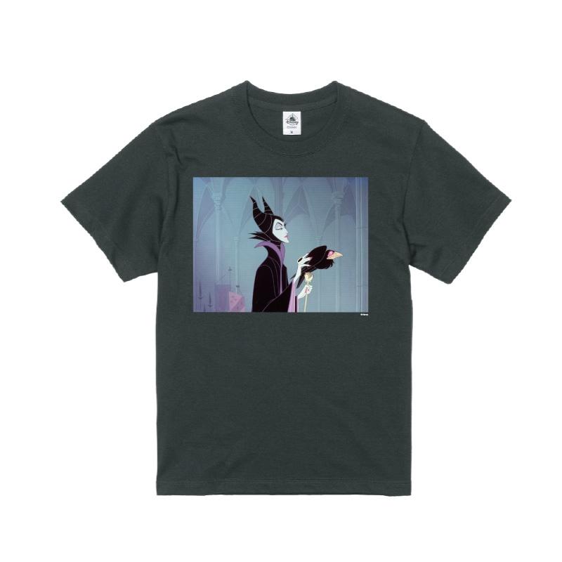 【D-Made】Tシャツ 眠れる森の美女 マレフィセント ヴィランズ