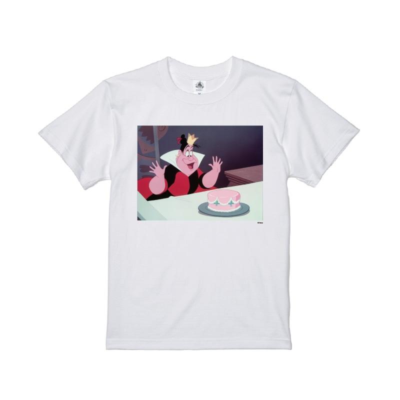 【D-Made】Tシャツ ふしぎの国のアリス ハートの女王 ヴィランズ
