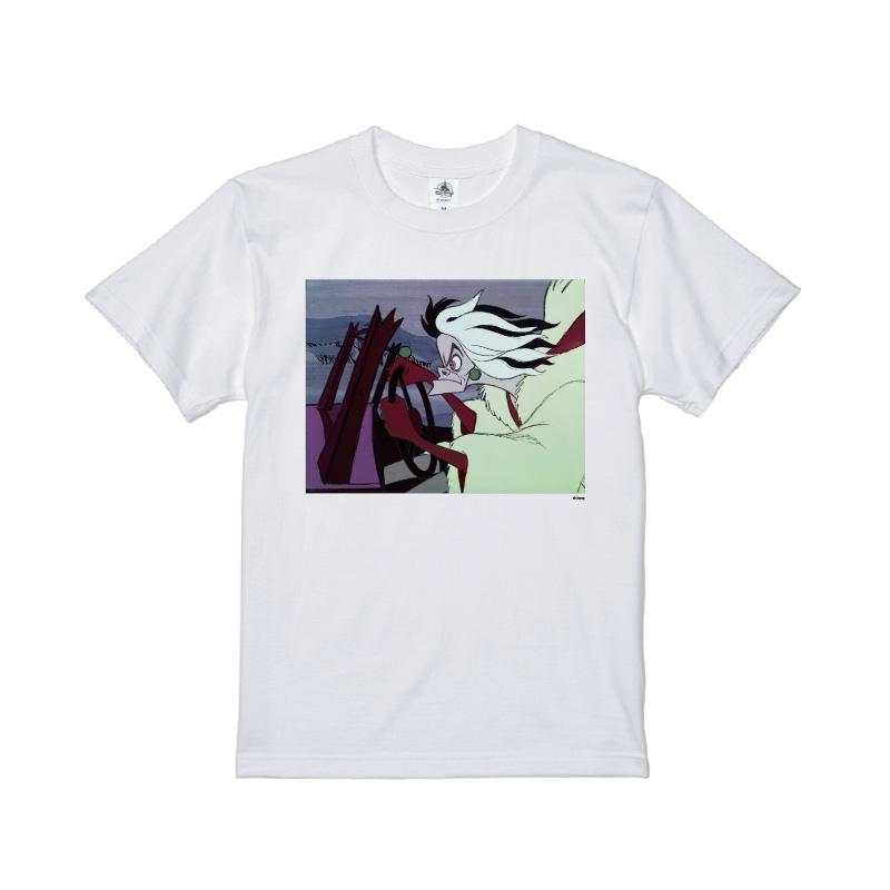 【D-Made】Tシャツ 101匹わんちゃん クルエラ ヴィランズ