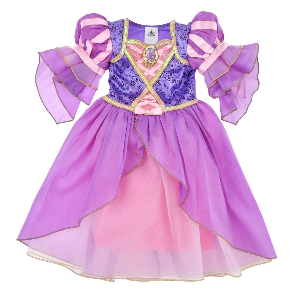 ラプンツェル キッズ用ドレス ブレード