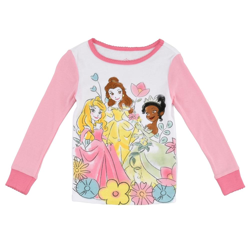 ベル、オーロラ姫、ティアナ キッズ用パジャマ チュチュ付き