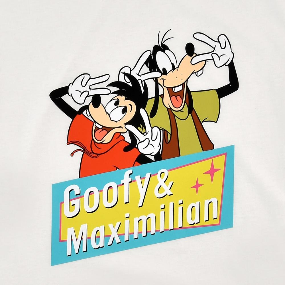 【アウトレット】グーフィー&マックス 半袖Tシャツ We love Goofy 2020