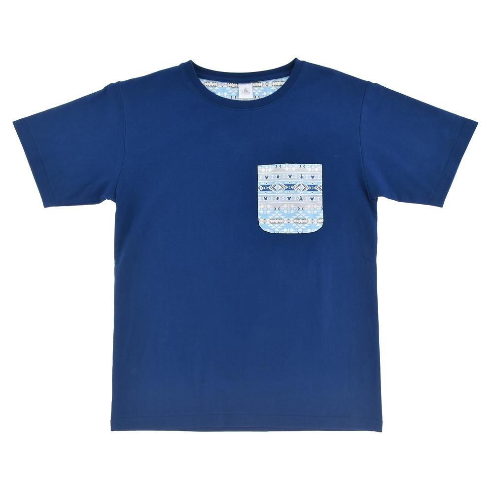 【アウトレット】ミッキー 半袖Tシャツ(L) Disney Outdoor 2020