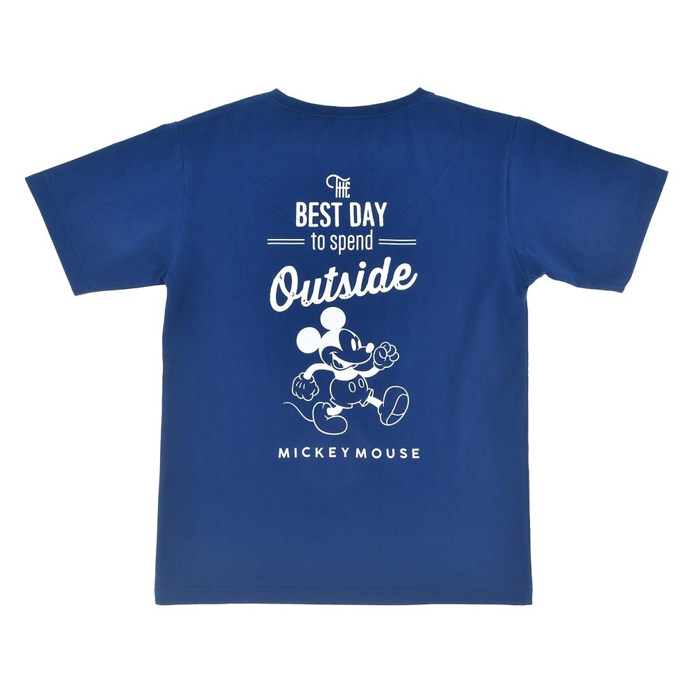 ミッキー 半袖Tシャツ(M) Disney Outdoor 2020