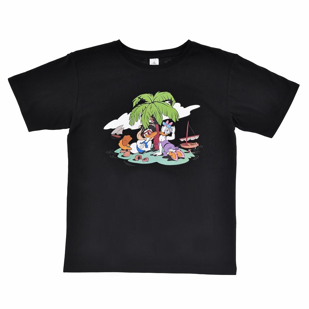 ドナルド&デイジー 半袖Tシャツ Tee&Aloha
