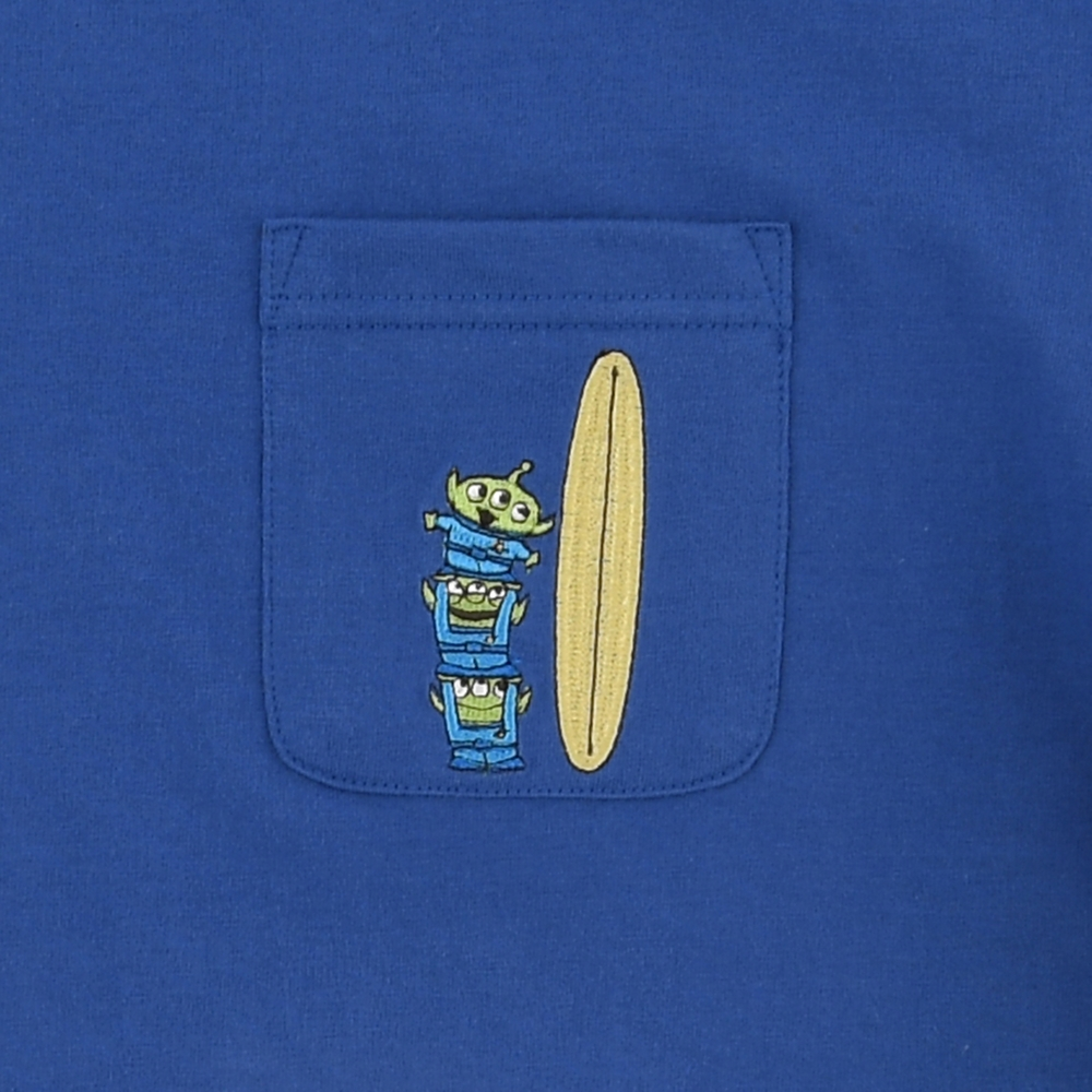 リトル・グリーン・メン/エイリアン 半袖Tシャツ Tee&Aloha