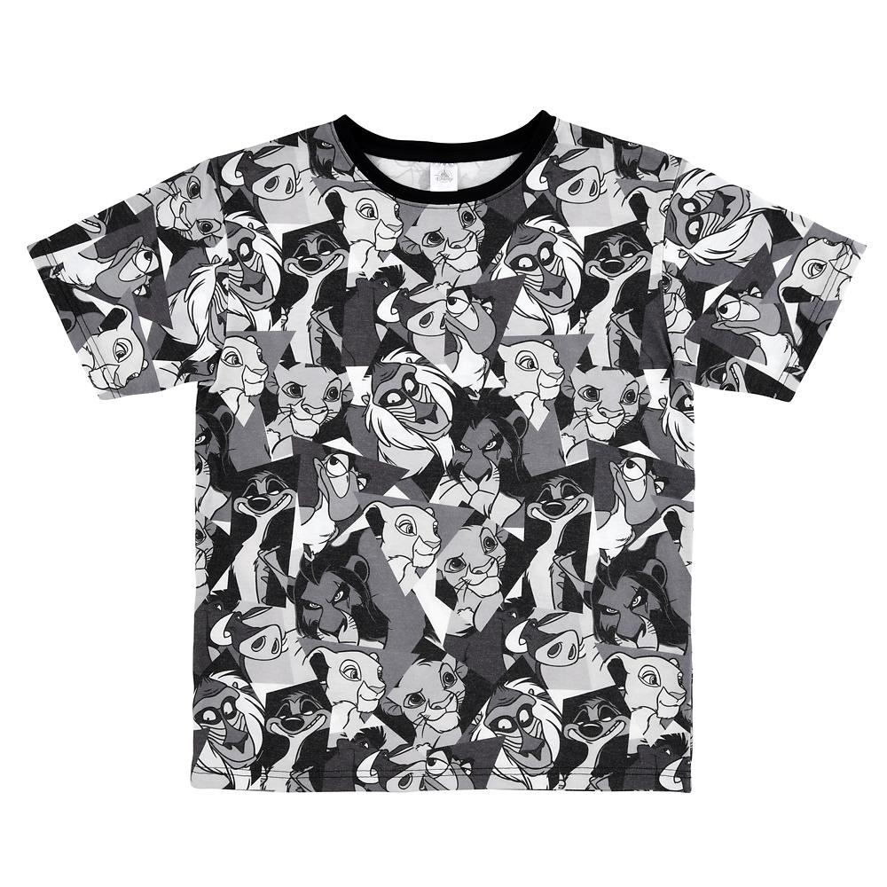 ライオン・キング 半袖Tシャツ Tee&Aloha