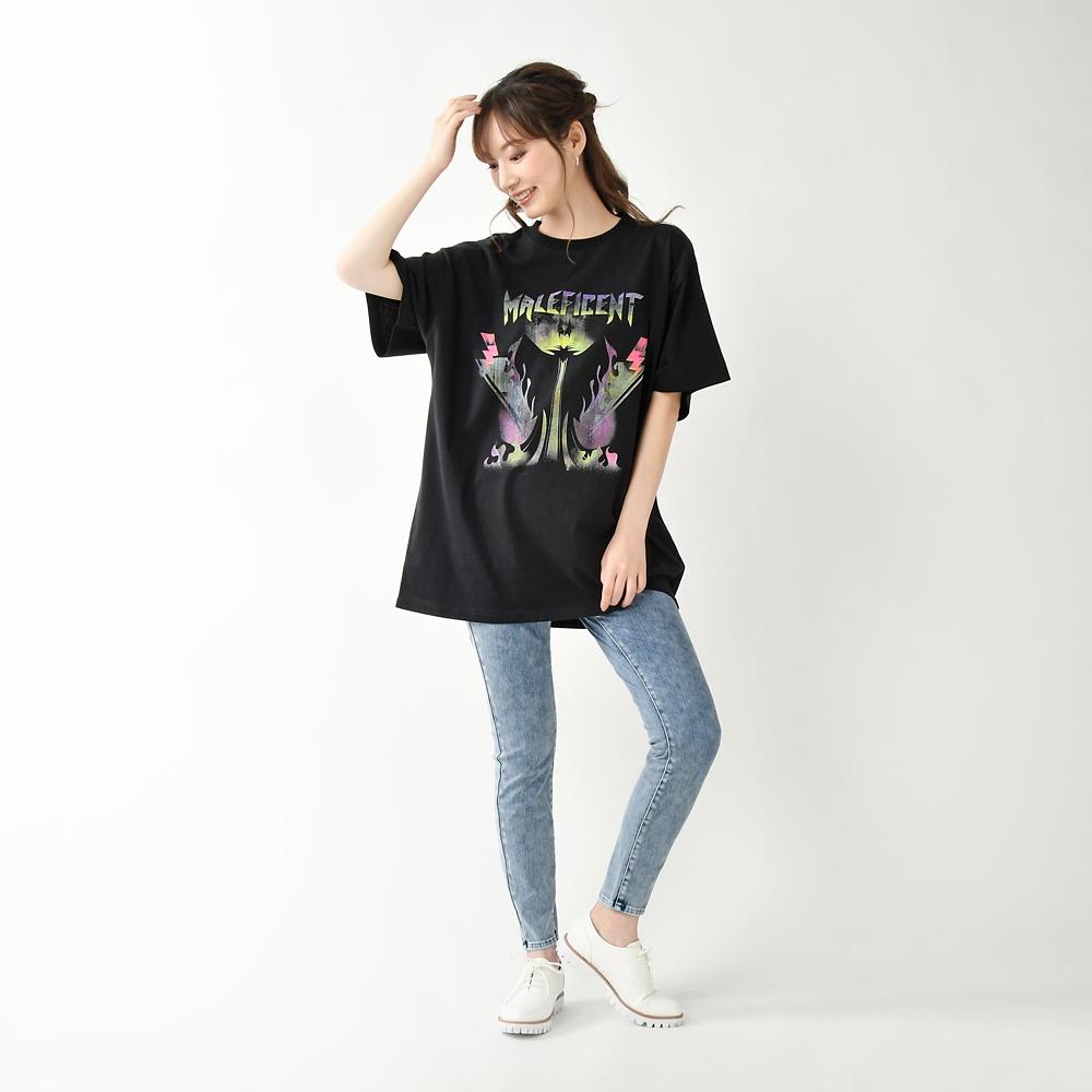 マレフィセント 半袖Tシャツ(L) Tee&Aloha
