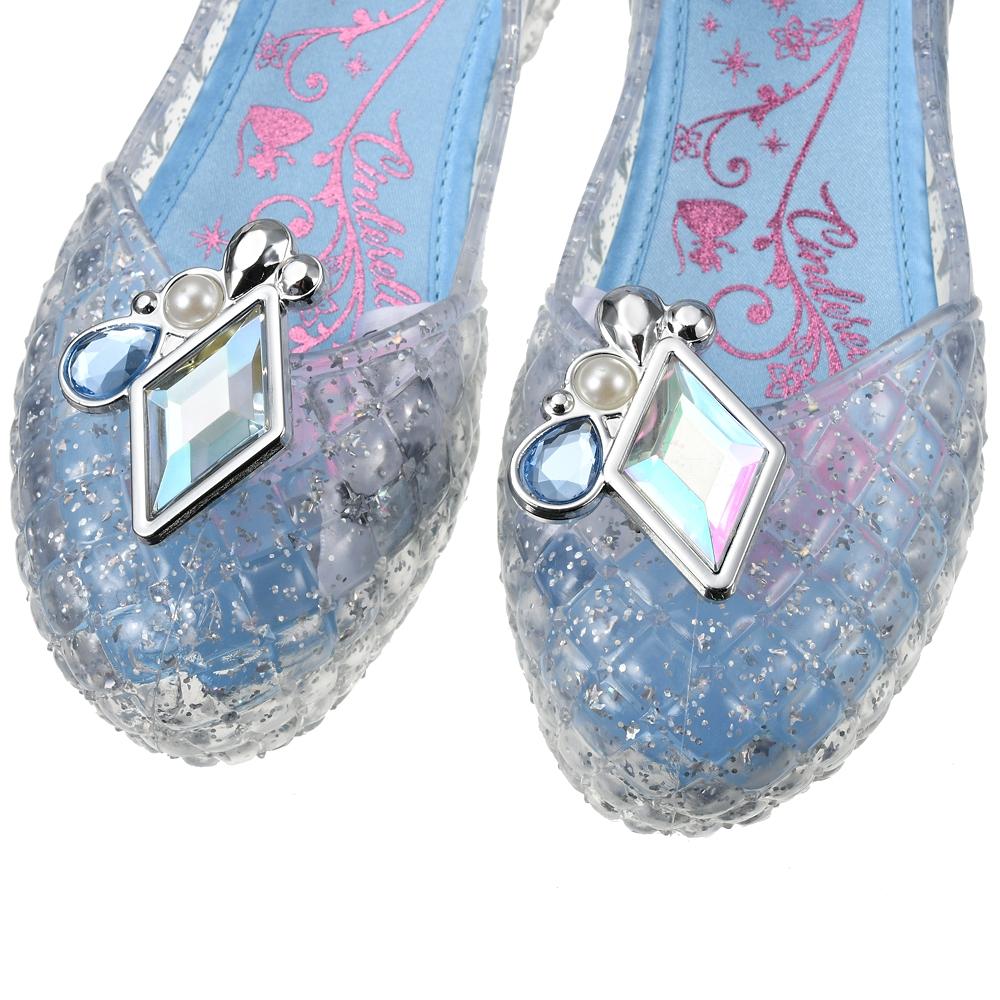 シンデレラ キッズ用靴・シューズ ライトアップ