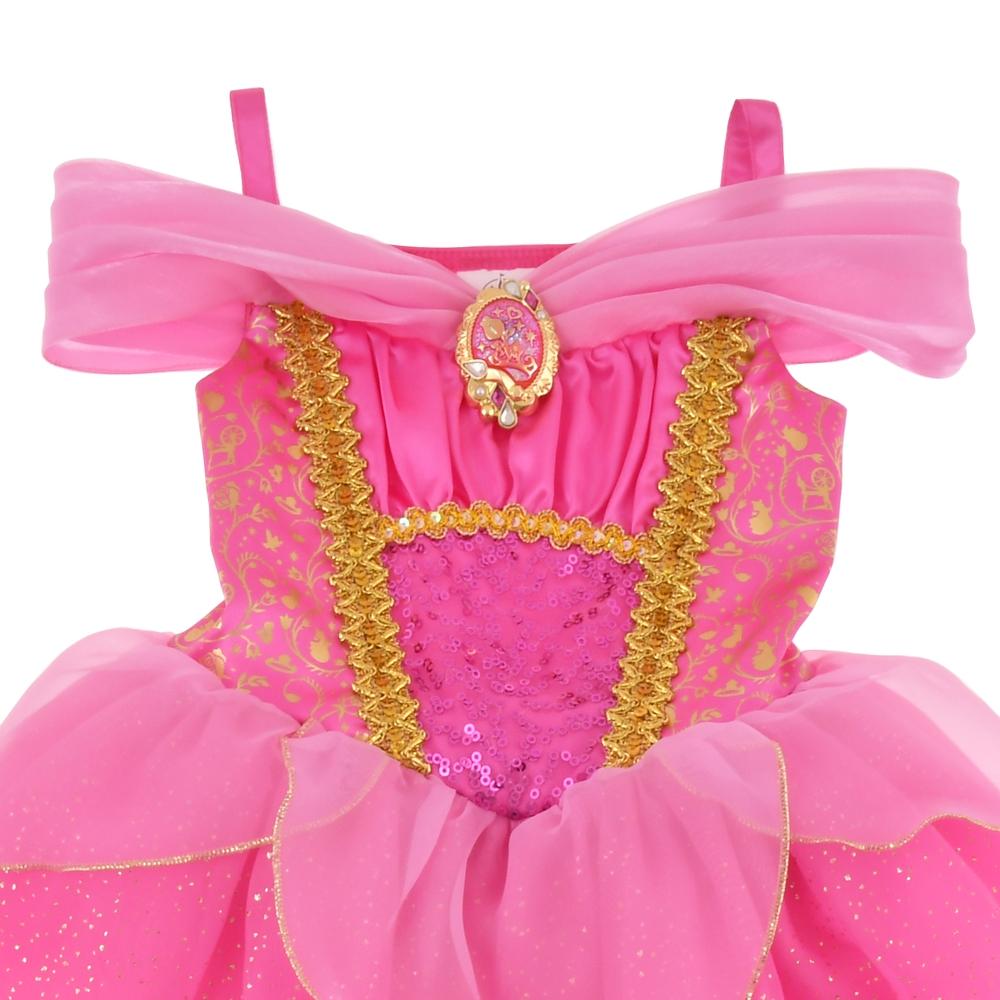 オーロラ姫 キッズ用ドレス ブレード