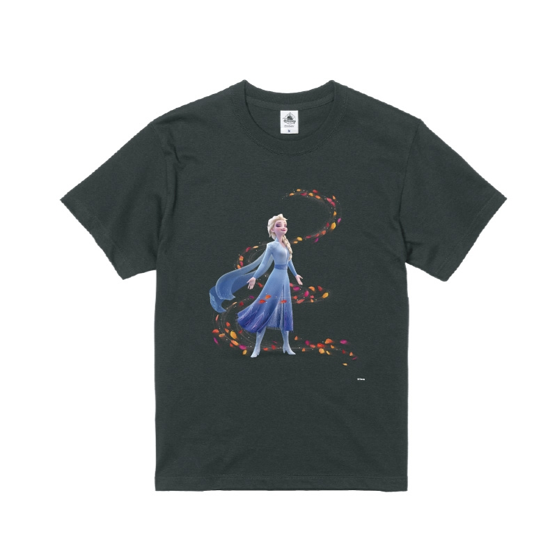 【D-Made】Tシャツ メンズ  アナと雪の女王2 エルサ