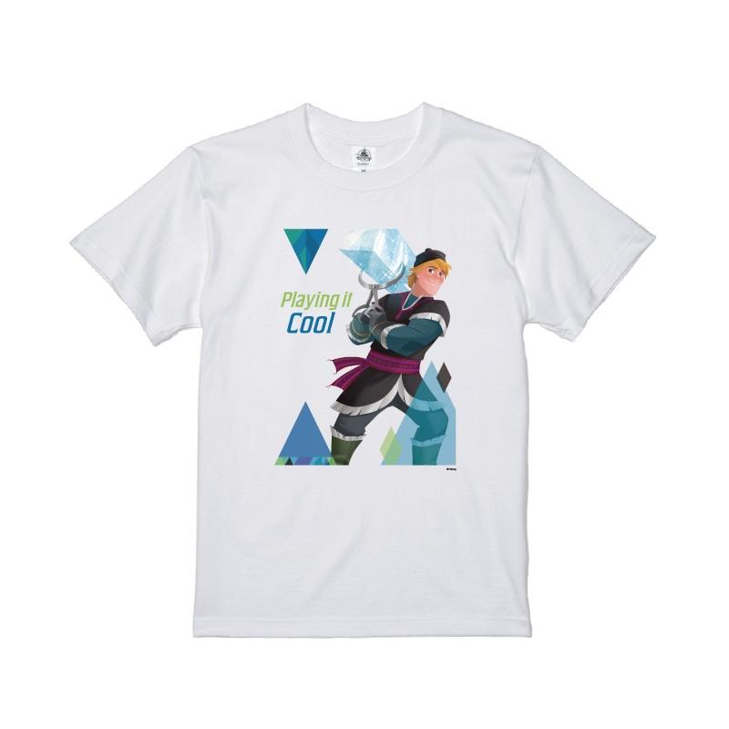 【D-Made】Tシャツ メンズ  アナと雪の女王 クリストフ