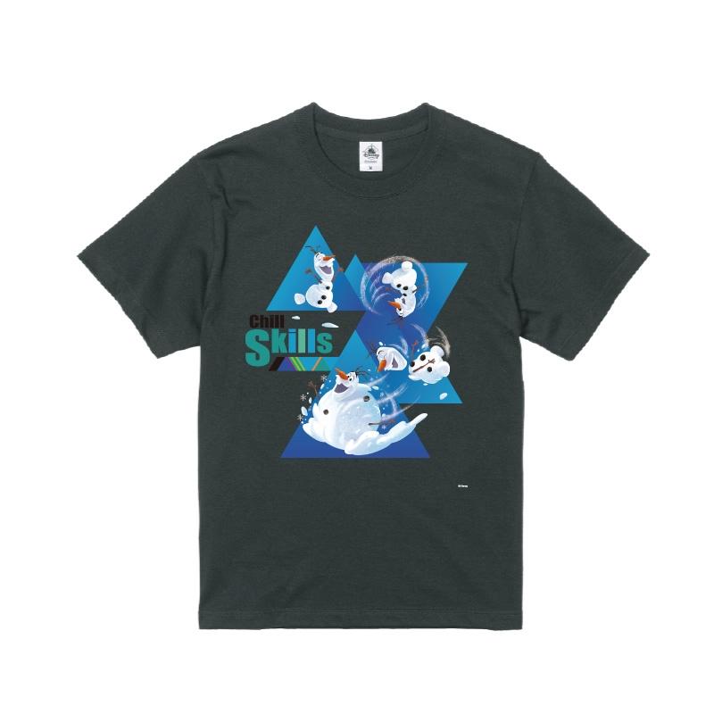 【D-Made】Tシャツ メンズ  アナと雪の女王 オラフ