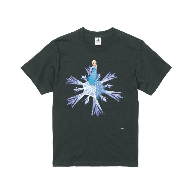 【D-Made】Tシャツ メンズ  アナと雪の女王 エルサ