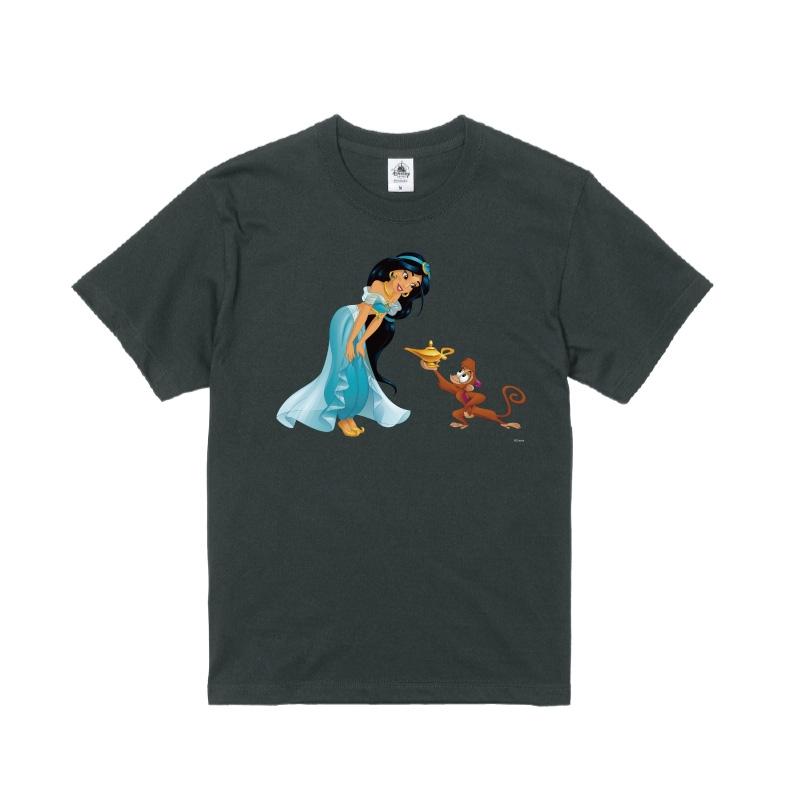 【D-Made】Tシャツ アラジン ジャスミン&アブー