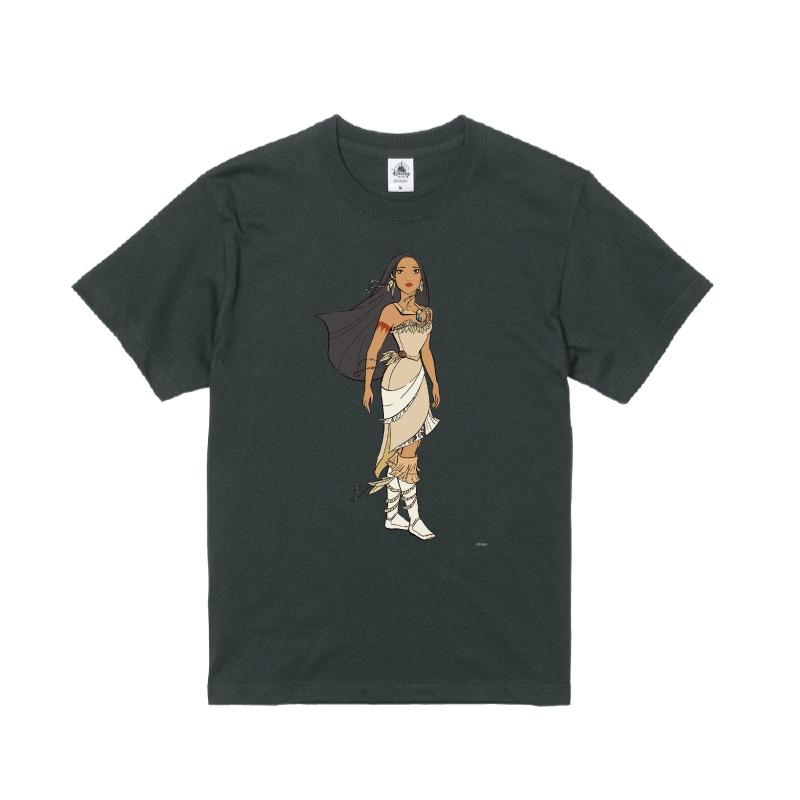 【D-Made】Tシャツ ポカホンタス