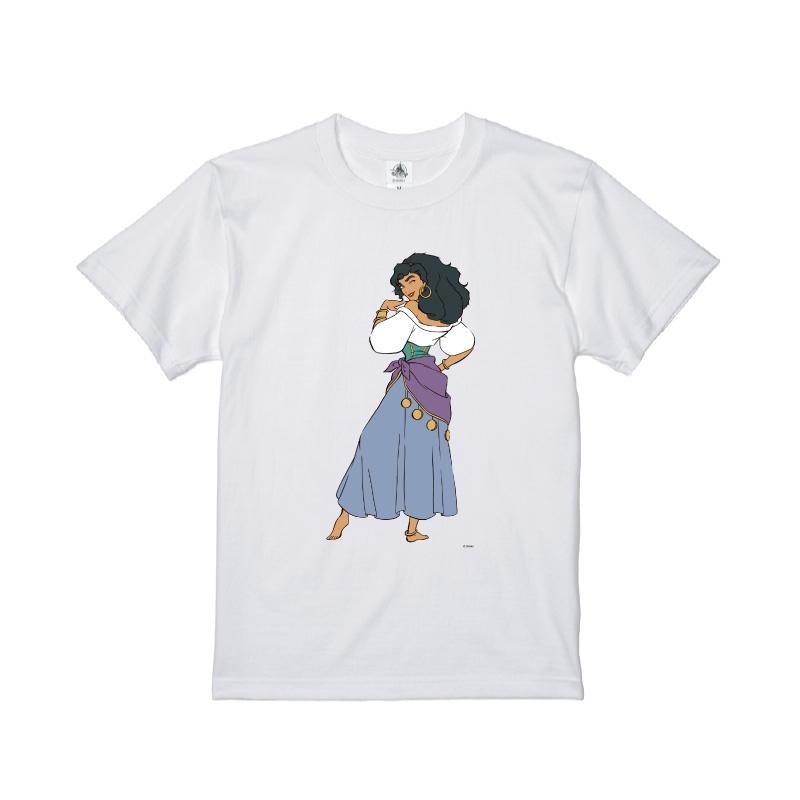 【D-Made】Tシャツ ノートルダムの鐘 エスメラルダ