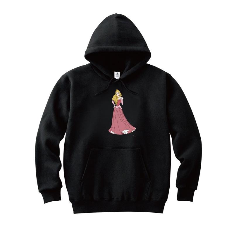 【D-Made】パーカー 眠れる森の美女 オーロラ姫