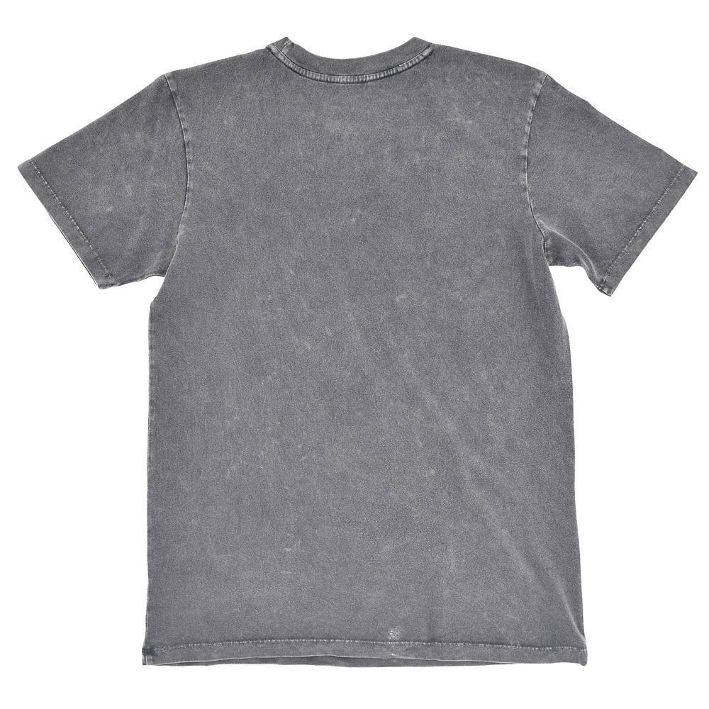 スター・ウォーズ ザ・チャイルド 半袖Tシャツ グレー マンダロリアン