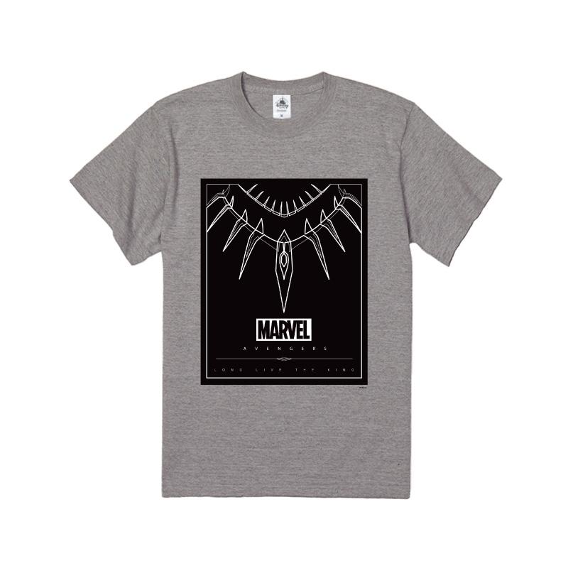 【D-Made】Tシャツ MARVEL ブラックパンサー