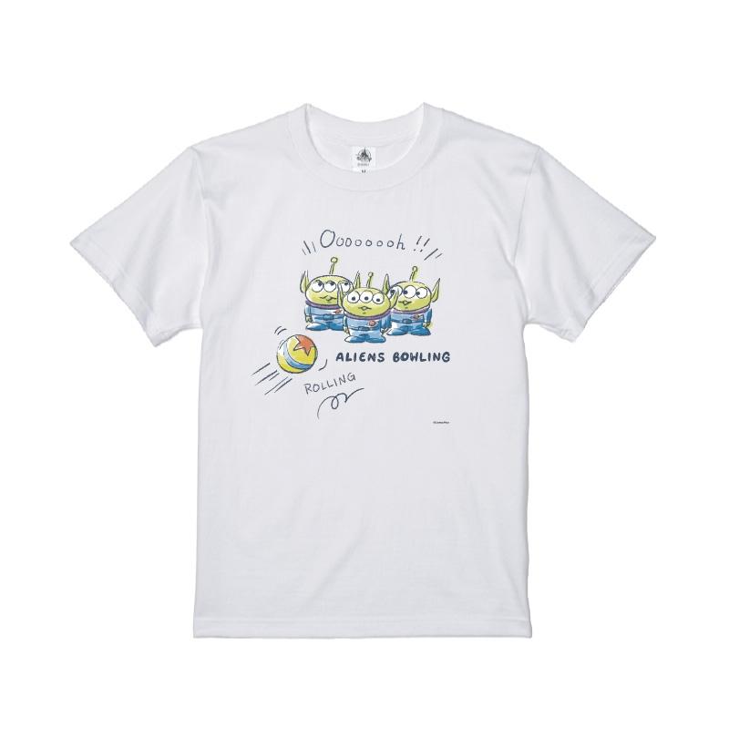 【D-Made】Tシャツ トイ・ストーリー エイリアン