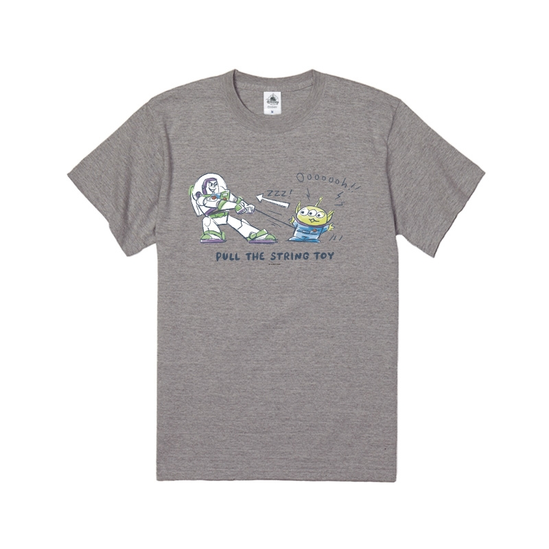 【D-Made】Tシャツ トイ・ストーリー バズ・ライトイヤー&エイリアン