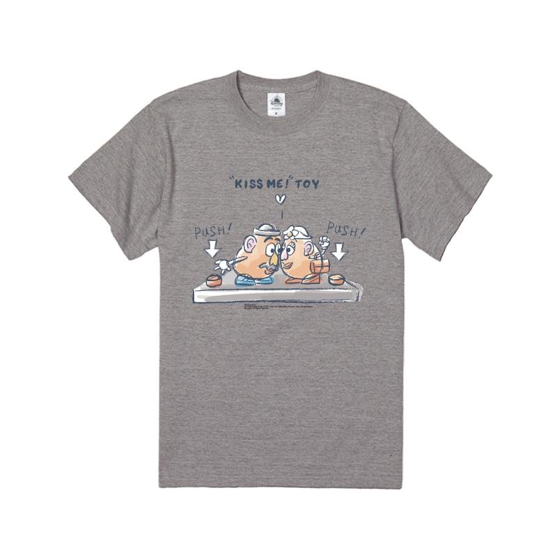 【D-Made】Tシャツ トイ・ストーリー ミスター・ポテトヘッド&ミセス・ポテトヘッド
