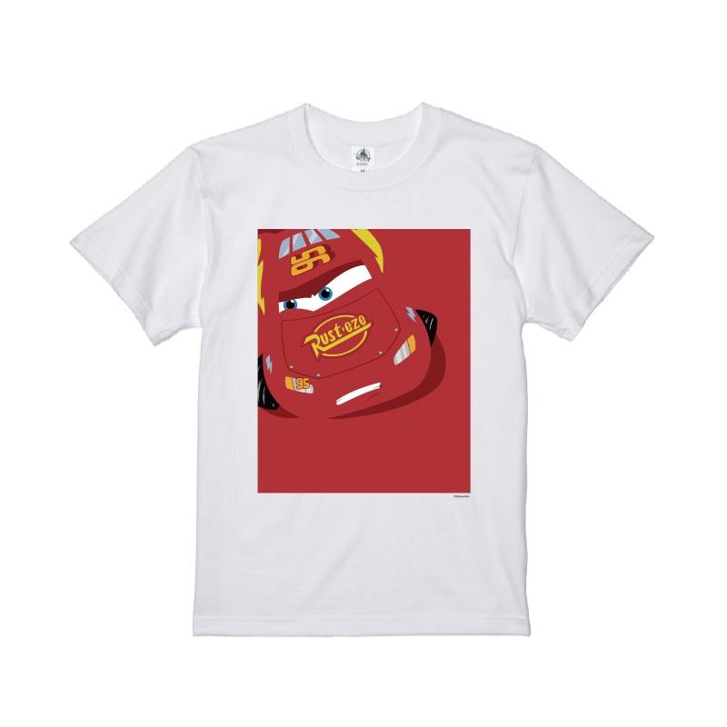 【D-Made】Tシャツ カーズ ライトニング・マックィーン