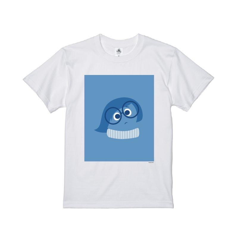 【D-Made】Tシャツ インサイド・ヘッド カナシミ