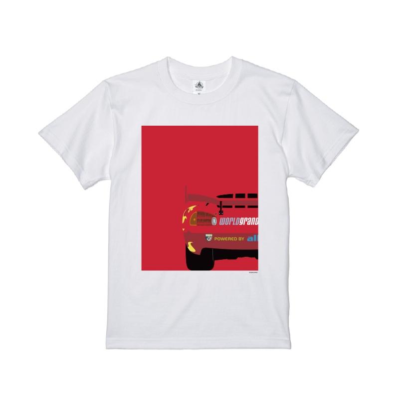【D-Made】Tシャツ カーズ2 ライトニング・マックィーン