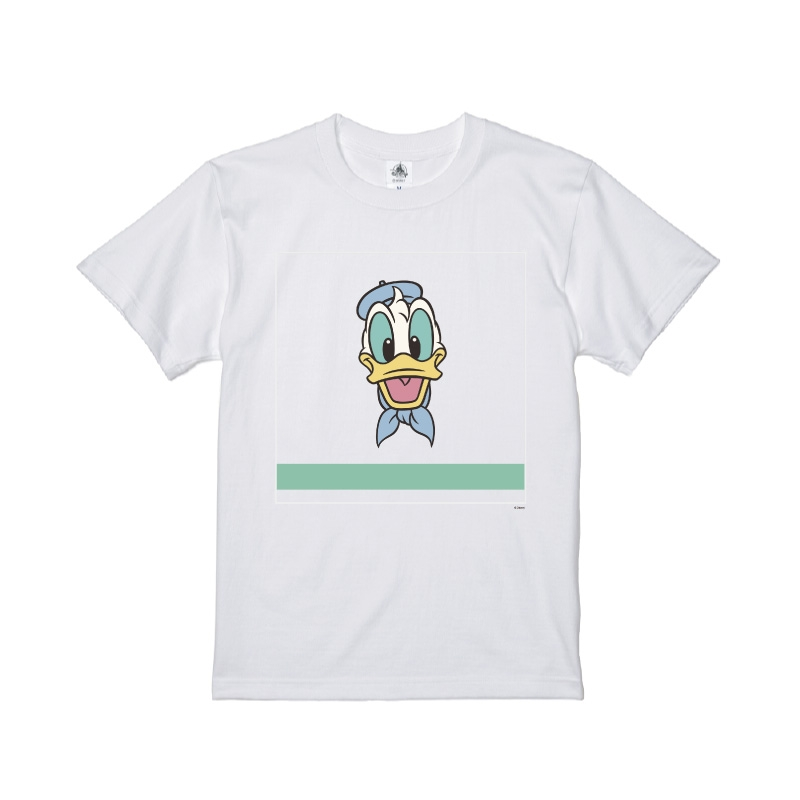【D-Made】Tシャツ ドナルド Play with color