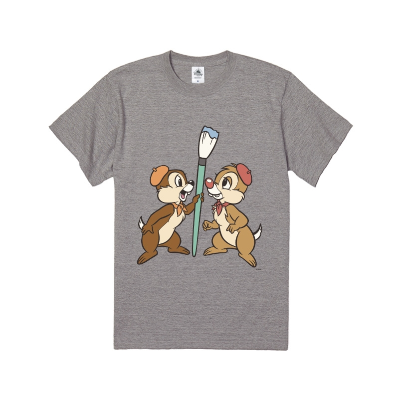 【D-Made】Tシャツ チップ&デール Play with color
