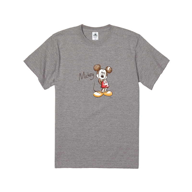 【D-Made】Tシャツ ミッキー