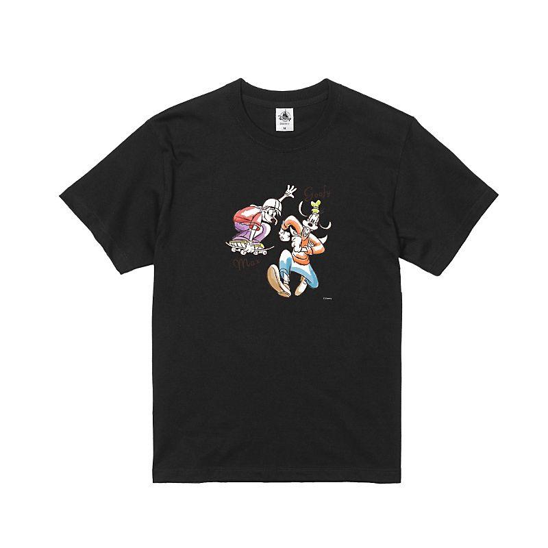 【D-Made】Tシャツ グーフィー&マックス