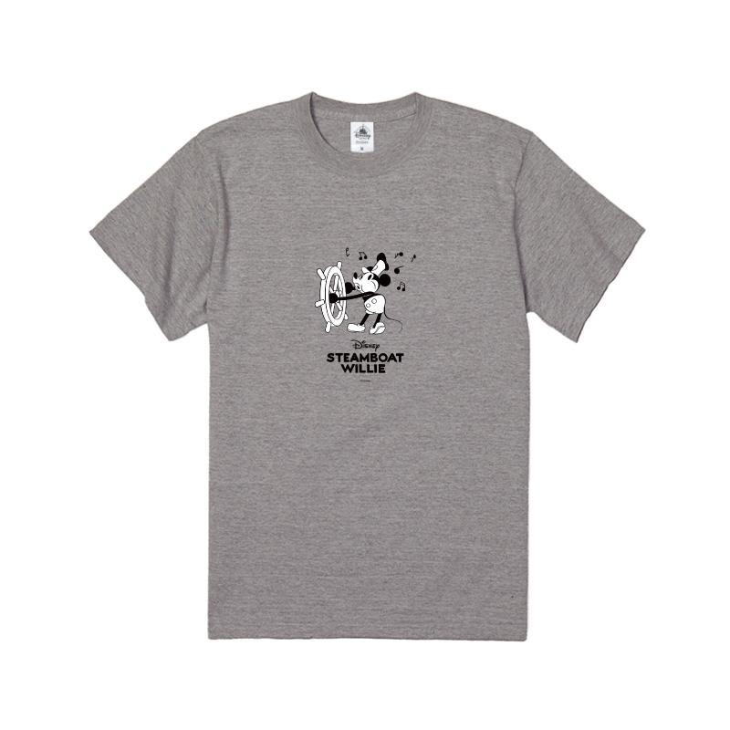 【D-Made】Tシャツ 蒸気船ウィリー