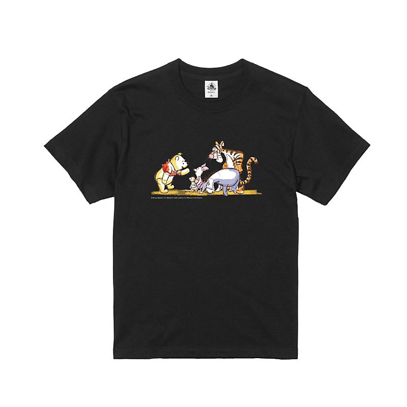 【D-Made】Tシャツ プー&フレンズ