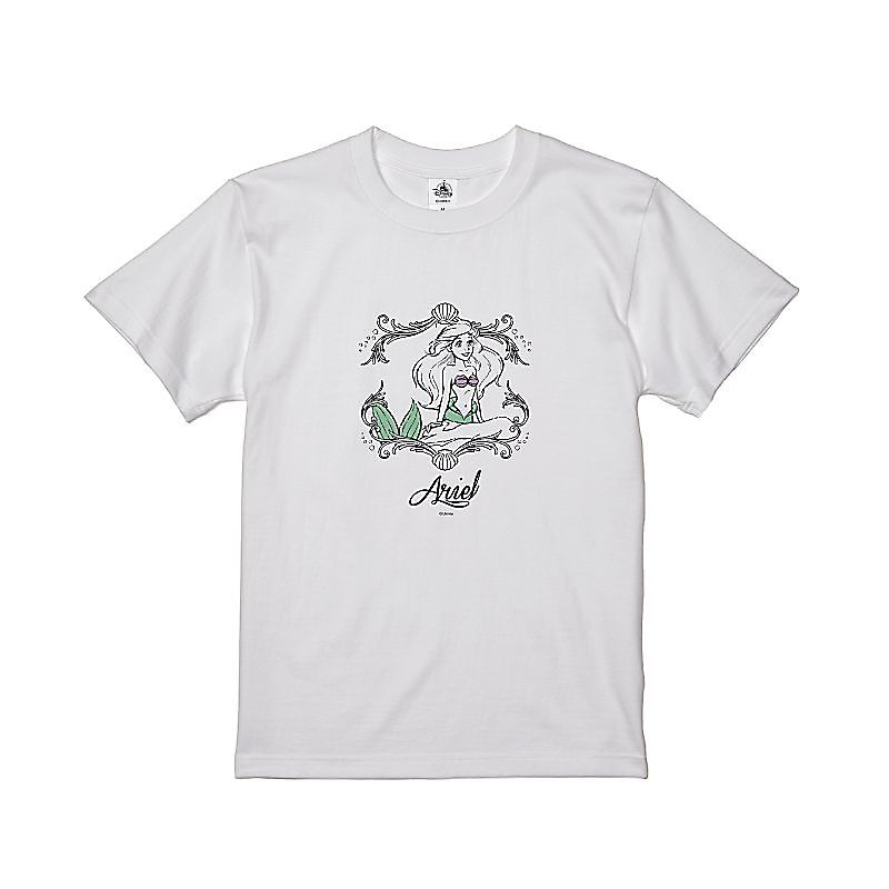 【D-Made】Tシャツ キッズ アリエル