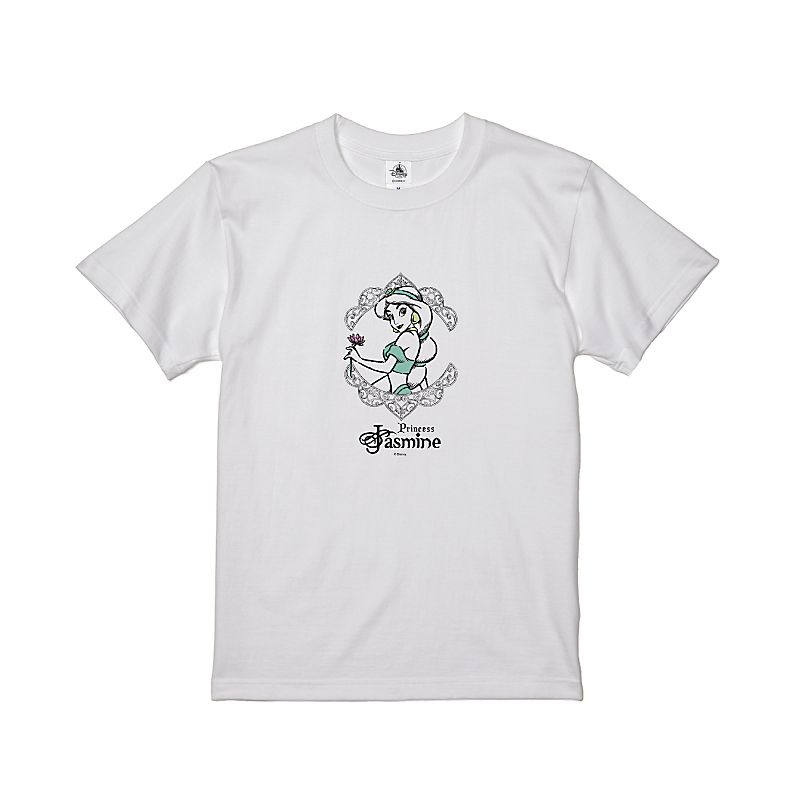 【D-Made】Tシャツ ジャスミン