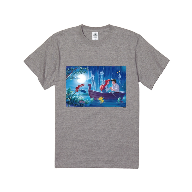 【D-Made】Tシャツ キッズ 映画『リトル・マーメイド』